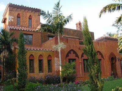 MERLO HOUSE